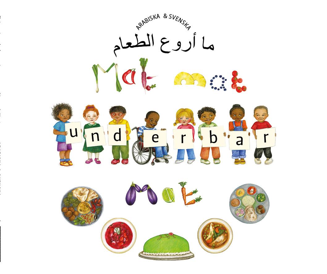 Mat mat härliga mat arabiska och svenska