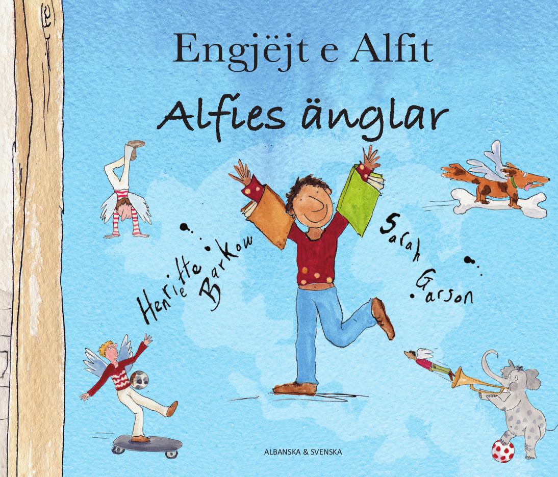 Alfies änglar albanska och svenska