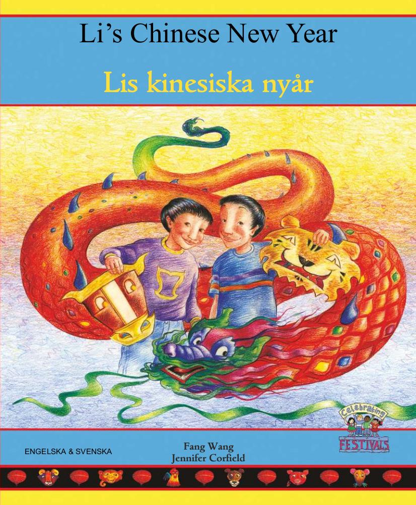 Lis kinesiska nyår svenska och engelska