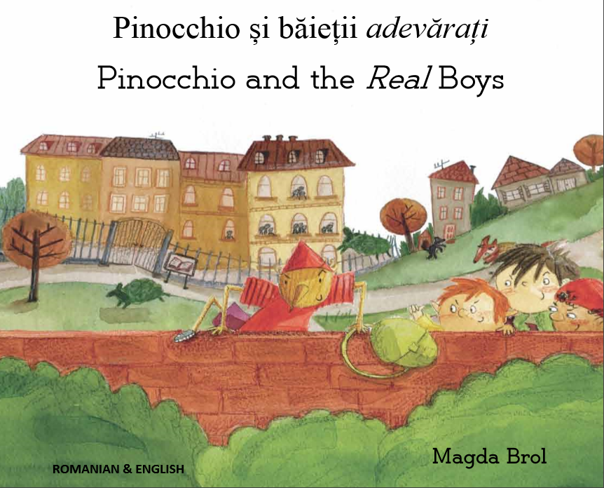 Pinocchio and the Real Boys English and Romanian