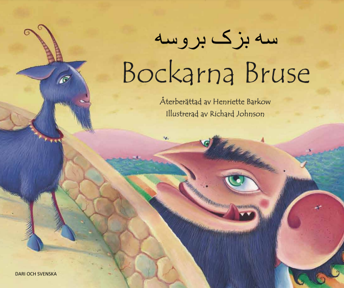 Bockarna Bruse svenska & dari