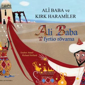 Ali baba och de fyrtio rövarna svenska och turkiska