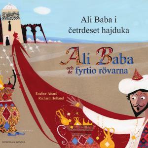 Ali baba och de fyrtio rövarna svenska och bosniska