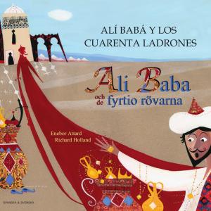 Ali baba och de fyrtio rövarna svenska och spanska