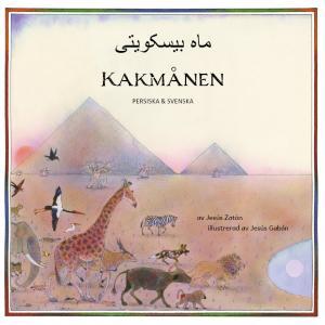 Kakmånen persiska och svenska