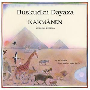 Kakmånen somaliska och svenska