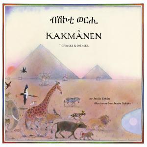 Kakmånen tigrinska och svenska