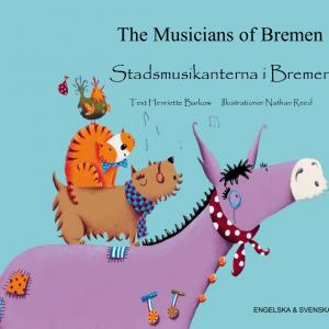 Stadsmusikanterna i Bremen svenska och engelska