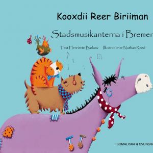 Stadsmusikanterna i Bremen somaliska och svenska
