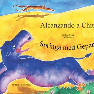 Springa med Gepard svenska och spanska