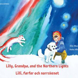 Lilli omslag svenska och engelska