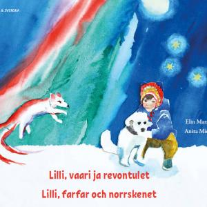 Lilli omslag svenska och finska