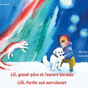 Lilli omslag svenska och franska