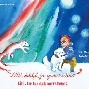 Lilli omslag svenska och nordsamiska