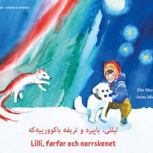 Lilli omslag svenska och kurdiska - sorani