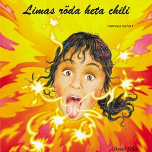 Limas röda heta chili, spanska och svenska