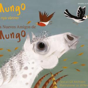Mungo får nya vänner svenska och spanska