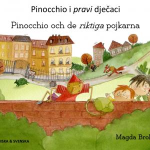 Pinocchio och de riktiga pojkarna svenska och bosniska