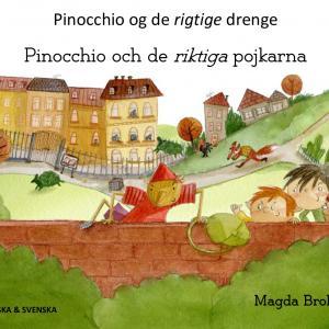 Pinocchio och de riktiga pojkarna danska och svenska