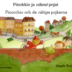 Pinocchio och de riktiga pojkarna, finska och svenska
