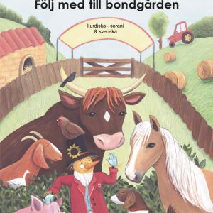 Följ med till bondgården, kurdiska - sorani och svenska